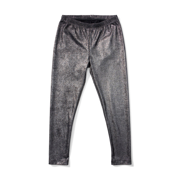 diesel leggings - black