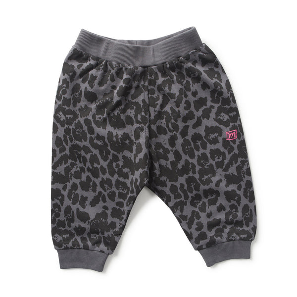 kitten trackies - charcoal