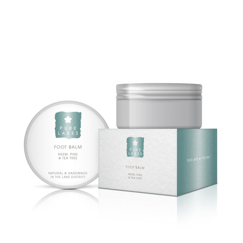 Neem, Pine & Tea Tree Foot Balm