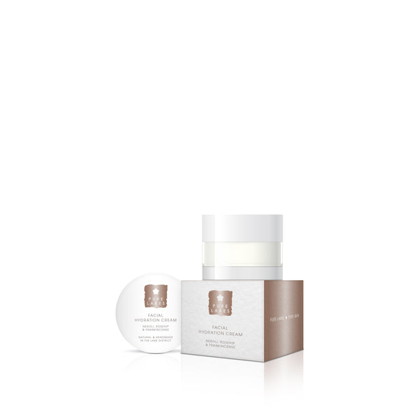 Neroli, Rosehip & Frankincense Facial Hydration Cream