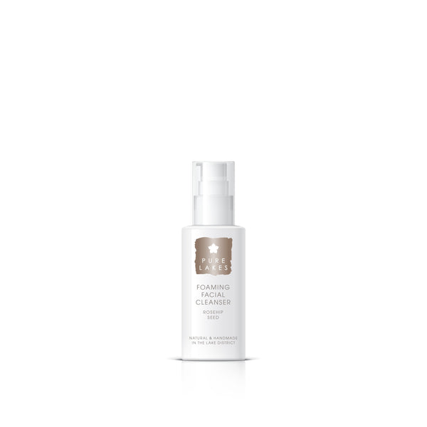 Rosehip Seed Foaming Facial Cleanser