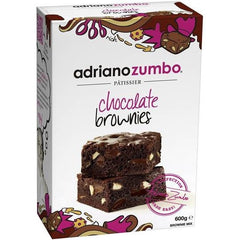 Adriano Zumbo Brownie Mix Chocolate  600g