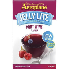 Aeroplane Jelly Lite Port Wine  2x9g