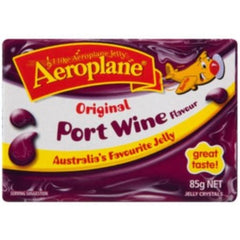 Aeroplane Jelly Original Port Wine 85g
