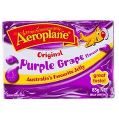 Aeroplane Jelly Original Purple Grape 85g