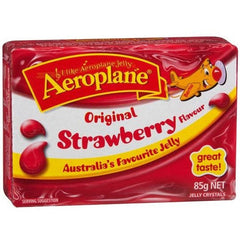 Aeroplane Jelly Original Strawberry  85g