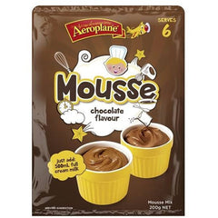 Aeroplane Sweet Treats Chocolate Mousse  200g