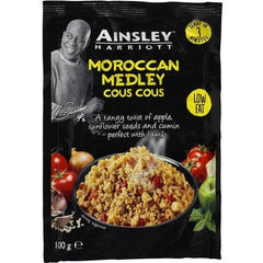 Ainsley Harriot Cous Cous Moroccan Medley  100g