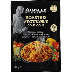 Ainsley Harriot Cous Cous Roasted Vegetable  100g