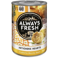 Always Fresh Artichoke Hearts 400g