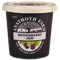 Anathoth Farm Boysenberry Jam 475g