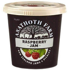 Anathoth Farm Raspberry Jam 475g