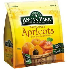 Angas Park Apricot Dried 500g