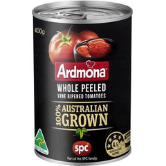 Ardmona Tomatoes Whole Peeled 400g