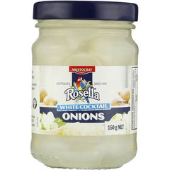 Aristocrat Rosella Onions Cocktail White 150g