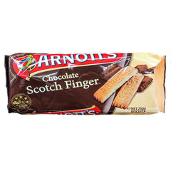Arnott's Chocolate Scotch Finger 250g