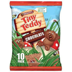 Arnott's Tiny Teddy Biscuits 100's & 1000's  230g