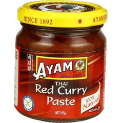 Ayam Paste Thai Red Curry  195g