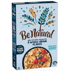 Be Natural Cereal 5 Whole Grain Flakes 325g