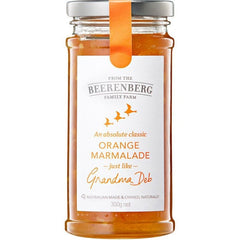 Beerenberg Orange Marmalade 300g