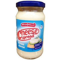 Bramwells' Cheese Spread Cream Cheese 250g