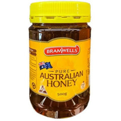 Bramwells Pure Australian Honey 500g