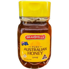Bramwells Pure Australian Honey Squeeze Pack 500g