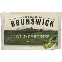 Brunswick Sardines In Olive Oil  106g