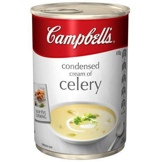 Campbell's Canned Soup - Cream Of Celery