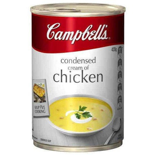 Campbell's Canned Soup - Cream Of Chicken