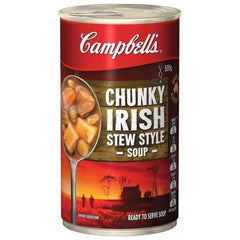Campbell's Canned Soup - Hearty Irish Stew