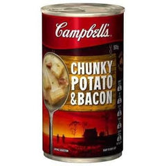 Campbell's Canned Soup - Potato & Bacon