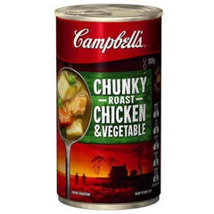 Campbell's Canned Soup - Roast Chicken & Vegetable