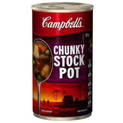 Campbell's Canned Soup - Stockpot Hearty & Filling