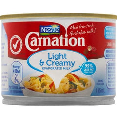 Carnation Light & Creamy Evaporated Milk