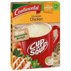 Continental Cup a Soup - Homestyle Chicken 2pk