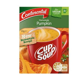 Continental Cup a Soup - Homestyle Pumpkin 2pk