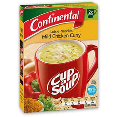 Continental Cup a Soup - Mild Chicken Curry 2pk