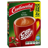Continental Cup a Soup - Tomato 4pk