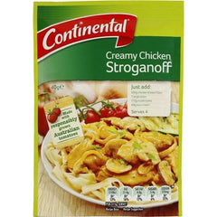 Continental Recipe Base Creamy Chicken Stroganoff  40g