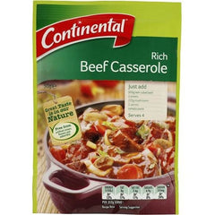 Continental Recipe Base Rich Beef Casserole  50g