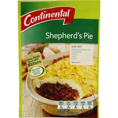 Continental Recipe Base Shepherds Pie 50g