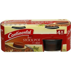 Continental Stock Pot Beef  28g
