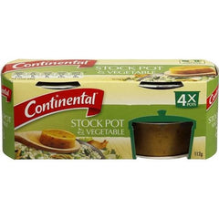 Continental Stock Pot Vegetable  4x28g