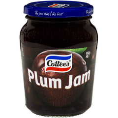Cottee's Conserve Plum 500g