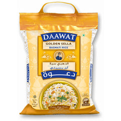 Daawat Golden Sella Basmati Rice 5kg