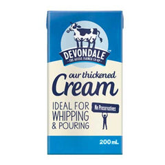 Devondale Thickened Cream Long Life 200ml