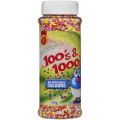 Dollar Sweets 110s & 1000s Jar  155g