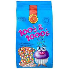 Dollar Sweets Sprinkles 100s & 1000s  190g