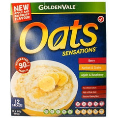 GoldenVale Oats Sensations 480g